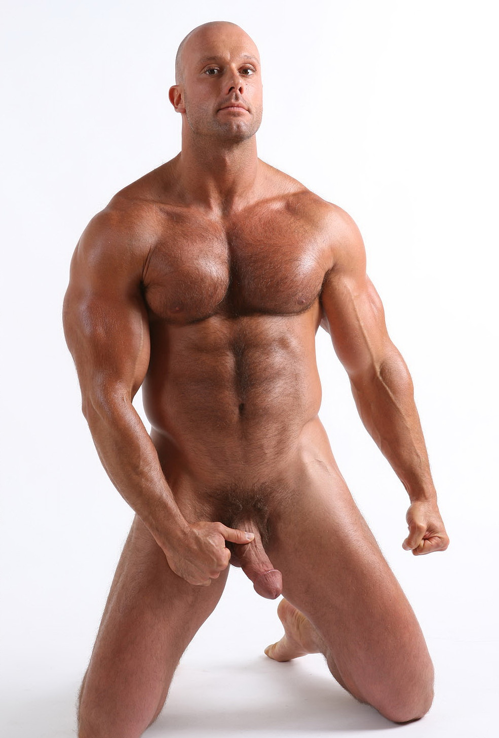 Strippers male black nude muscle