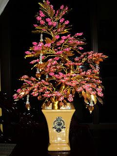 Pemborong Kristal Mutiara Bunga Manik Bunga Kristal