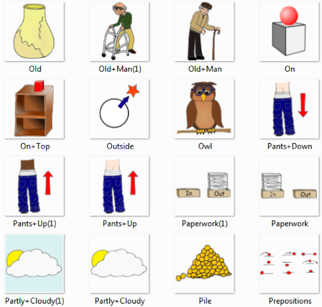 Describing Things - Picture Dictionary