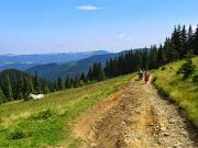 Спуск с Черногоры