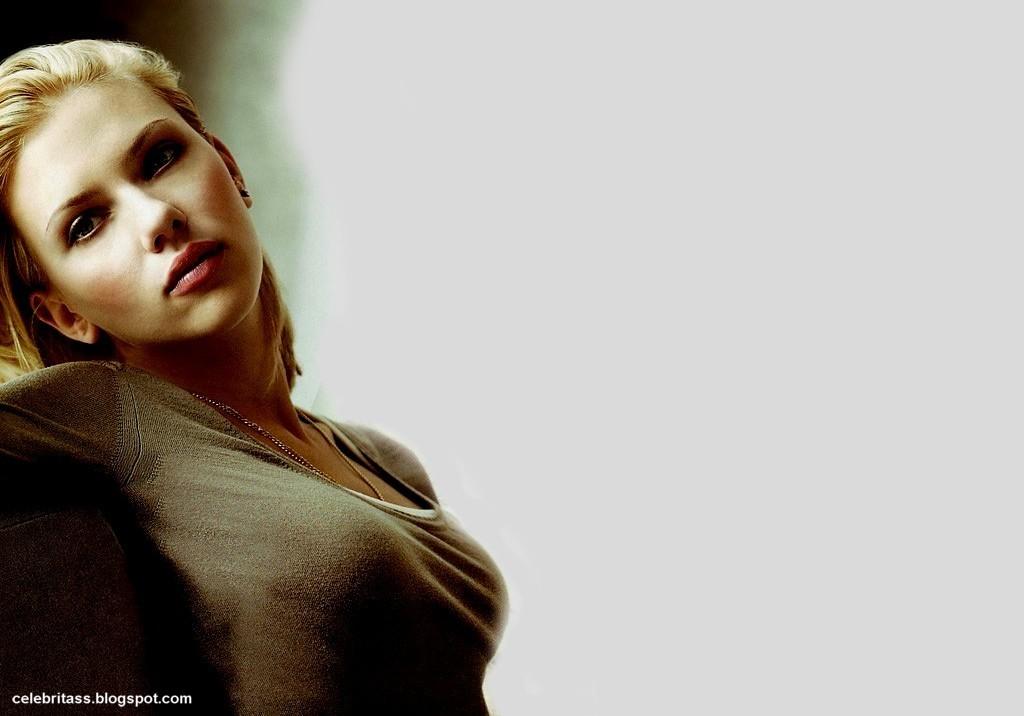 Scarlett Johansson widescreen wallpapers 4