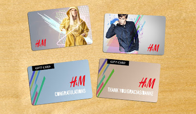 hm giftcard