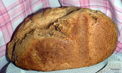 Хлеб, почти как Украинский (хлебопечка)