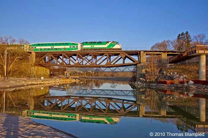 Rouge Park Bridge, Scarborough.