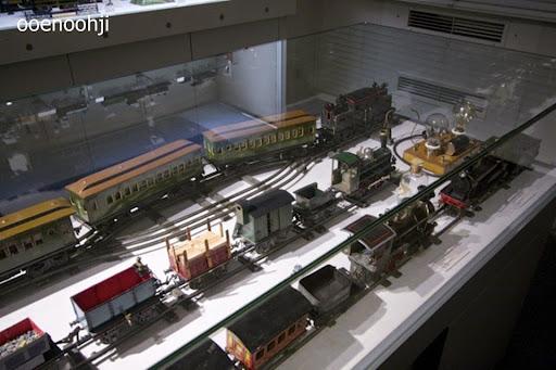 ニュルンベルク・SLのおもちゃ