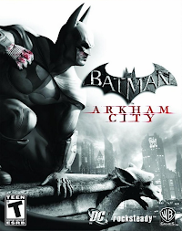 Jaquette de Batman: Arkham City