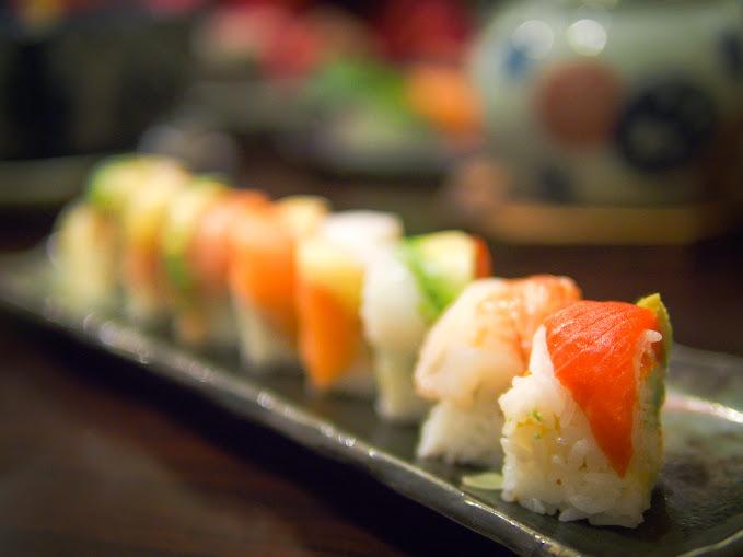 sushi nắm
