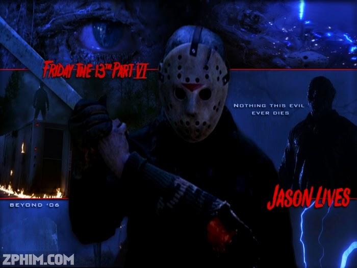 Ảnh trong phim Thứ 6 Ngày 13 Phần 4: Jason Sống Lại - Jason Lives: Friday the 13th Part VI 1