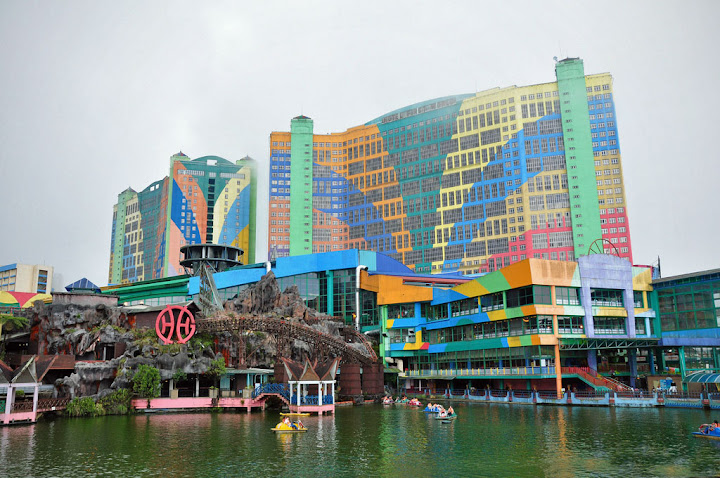 Genting Highlands Or  Resorts World Genting
