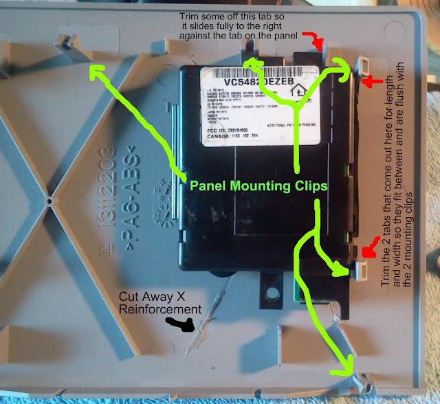 Adding A Homelink Transmitter To The Astra