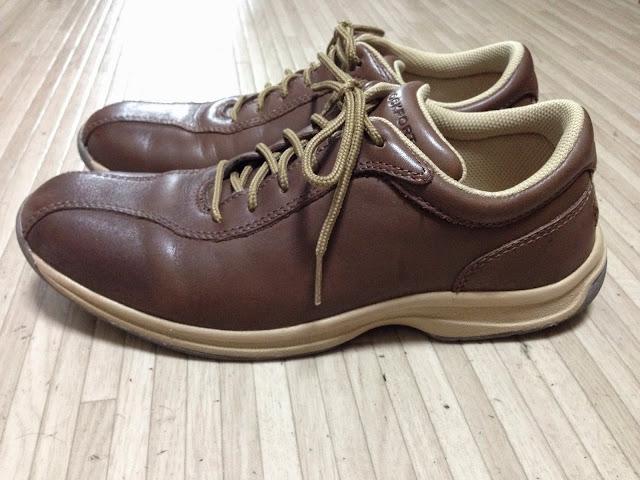 ROCKPORT/ロックポート キングシティ タコニック靴の横