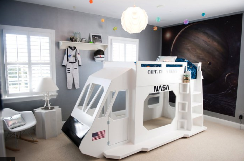 Ins And Outs And Whereabouts Out Of This World Kids 39 Bedrooms