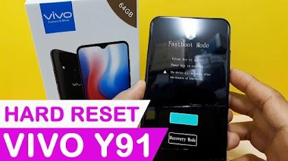 Hướng dẫn Hard Reset Vivo Y91
