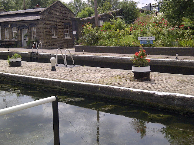 The Grand Union / Regent's Canal near Camden Town