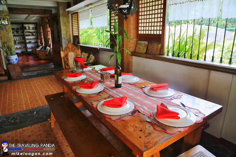 The Traveling Panda: Balay Suanoy: Feels Like Eating at Home