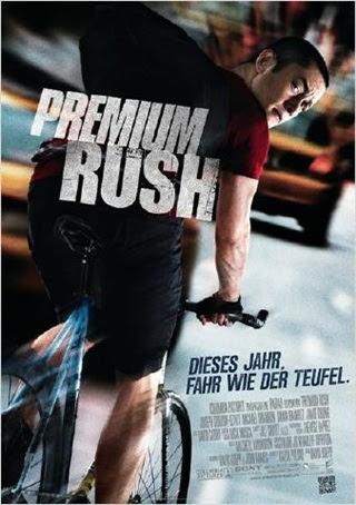 Premium rush (La entrega inmediata)  Sin frenos