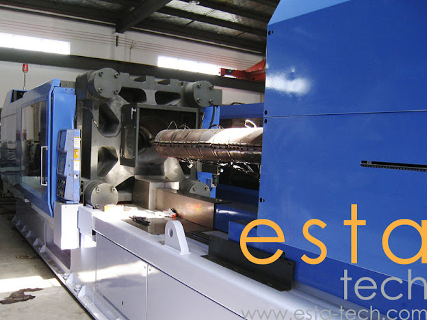 JSW J550ELIII-1400H (2006) Electric Injection Moulding Machine