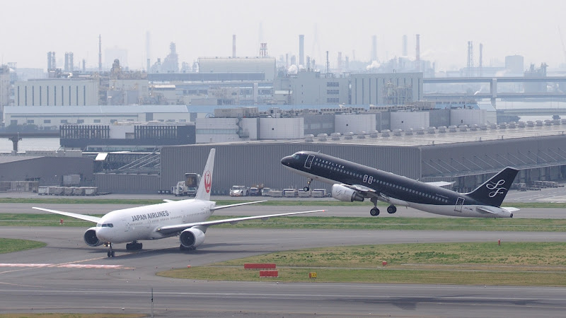 Musta lamm... lentokone