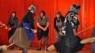 Somogyjád - Nyugdíjas Egyesület - Boszorkány tánc video