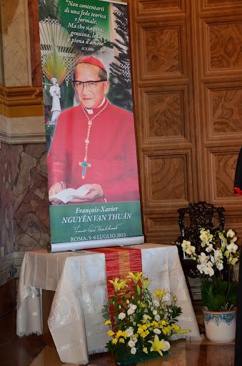 Những hình ảnh Lễ Bế mạc cuộc điều tra cấp giáo phận về cuộc sống, các nhân đức và sự thánh thiện của Người Tôi Tớ Chúa Phanxicô Xaviê Nguyễn Văn Thuận