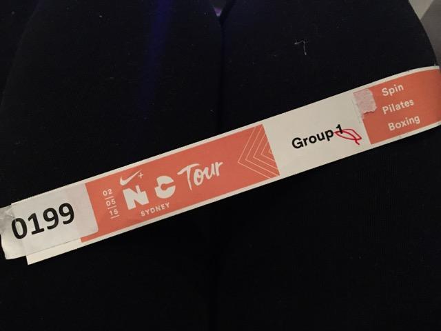 NTC Tour Sydney Group 1