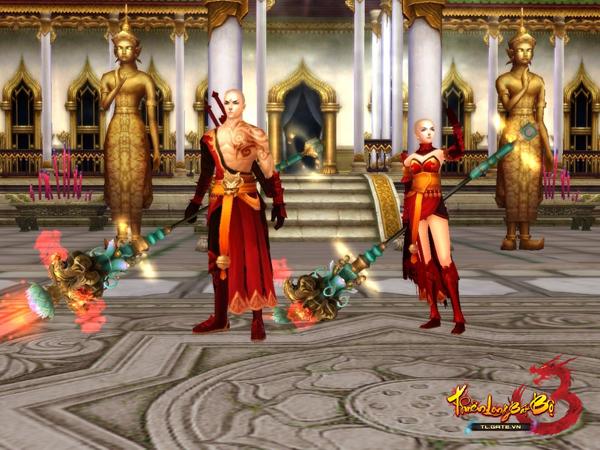 Chiêm ngưỡng thần binh của Thần Binh Hải Vực 1