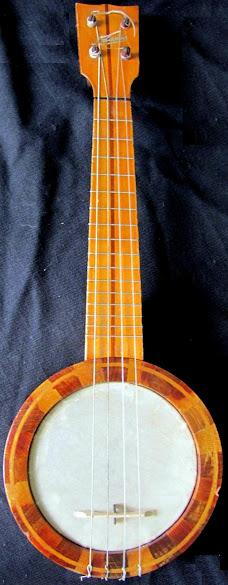 Socal Rolando Bracketless Banjolele Banjo Ukulele