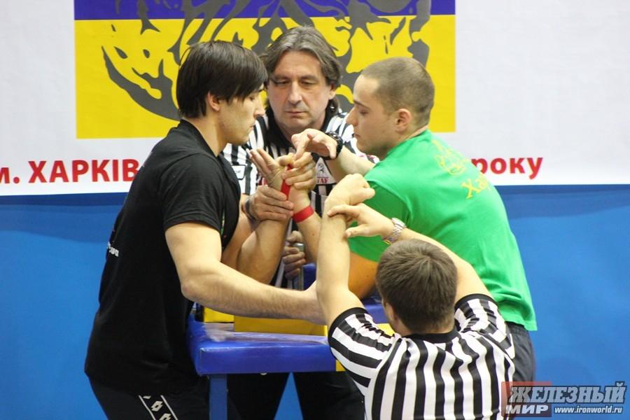 Ievgenii Prudnyk - Ruslan Babayev