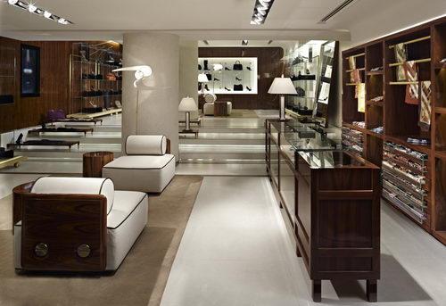 Vakko Fashion Store Design, fashion store design, elegant fashion store, interior, interior design, unique store design