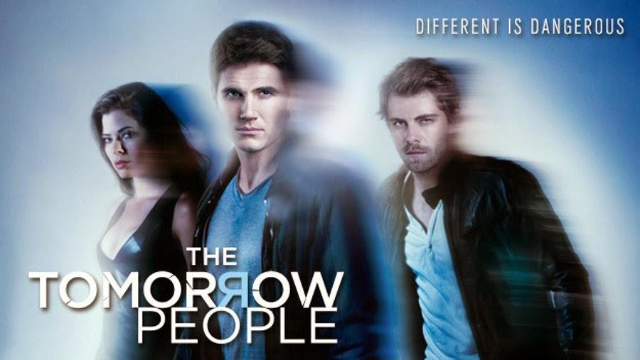 The Tomorrow People Season 1