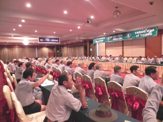 Quyết nghị Đại Hội GĐPTVN Trên Thế Giới kỳ III NK.2012-2016