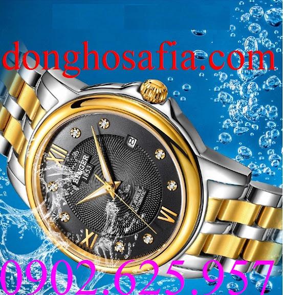 Đồng hồ đôi cơ Binger B1102G BG206