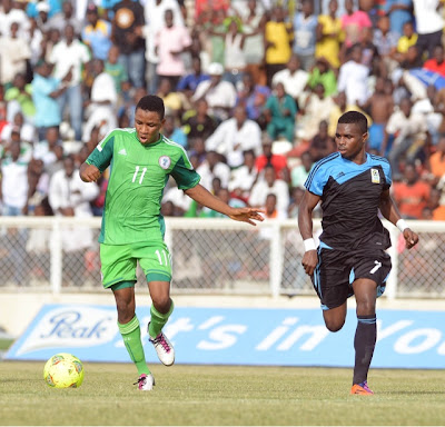 Nigeria football news, latest Nigeria football news, Friendly: Flying Eagles Face NYSC In Kaduna