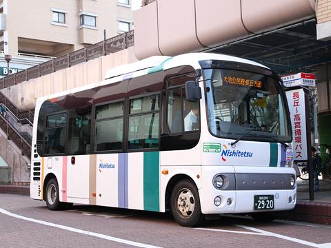 西日本鉄道 高宮循環線 7831