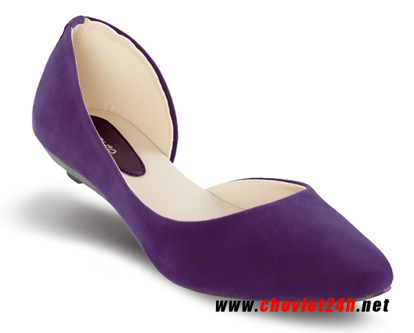 Giày thời trang Sophie Nola Purple