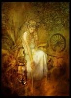 Goddess Frigg Image