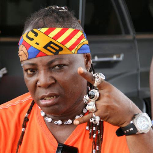 Charly Boy Speaks On Why He Posed Nude