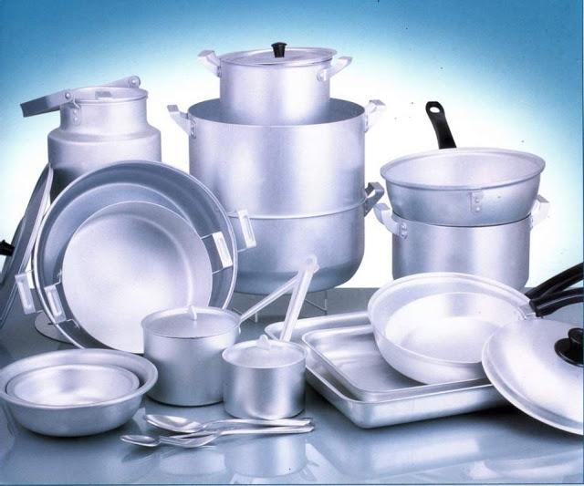 алюминиевая посуда вредна