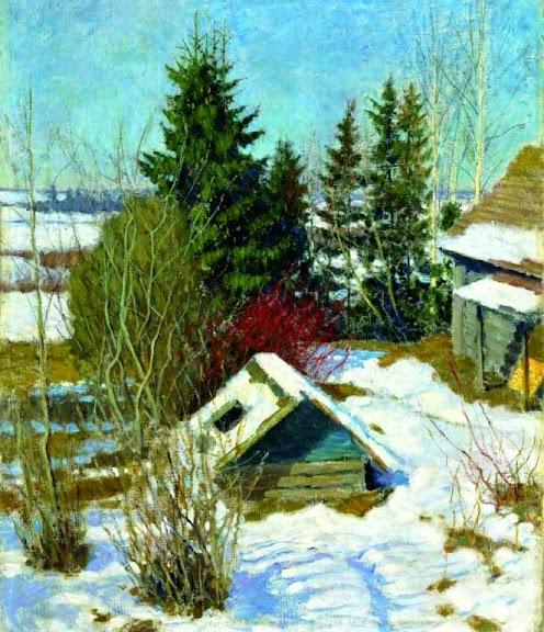 Igor Grabar - Last Snow