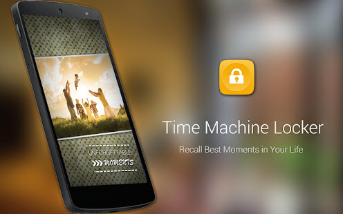 Time Machine Locker - Android App