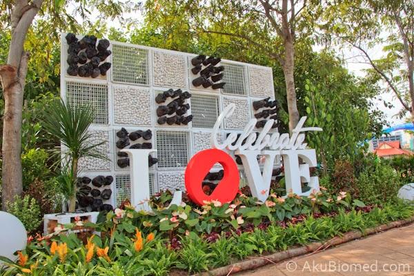 Raikan Cinta - Dewan Bandaraya Kuala Lumpur (DBKL)
