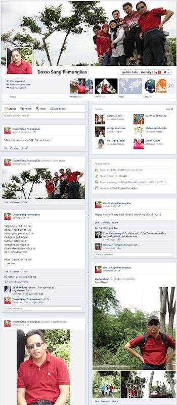 Mesin Waktu: Fitur teranyar Facebook nan cantik!