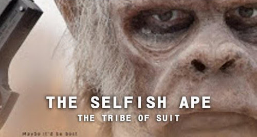 El mono ego�sta - La tribu de la corbata [SATRip 720p][Espa�ol][2011]
