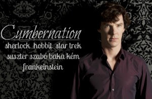 Egyetlen magyar Benedict Cumberbatch forrás