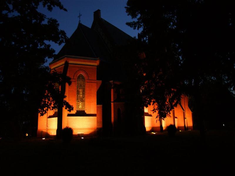Einweihung Beleuchtung Erlöserkirche 2011