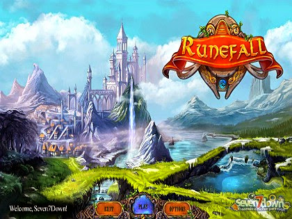 دانلود بازی حل پازل Runefall