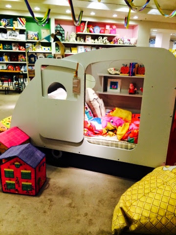 Caravan childrens bed Mathy by Bols Selfridges