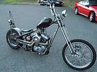 Sportster chopper rigid springer