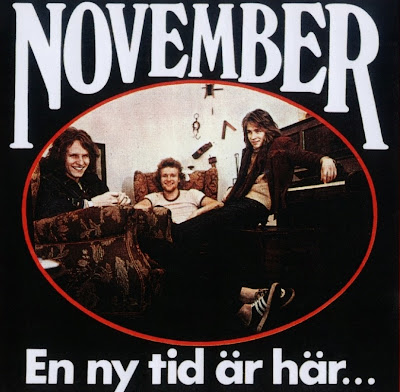 November ~ 1970 ~ En ny tid är här…