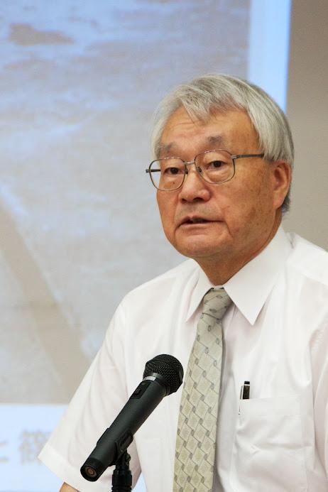 桑原眞人 氏(北海道有機農業研究協議会 会長)